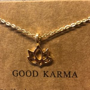 Blove Bmore Boutique Jewelry - Good Karma necklace